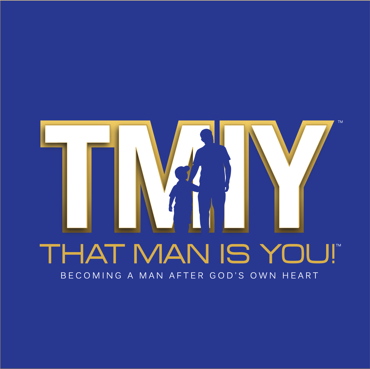 That man is you, becoming a man after God's own heart